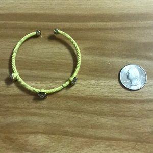 Jewelry - Yellow Bracelet